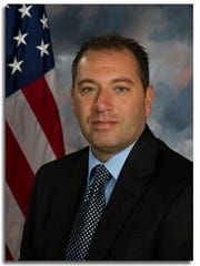 Schuyler County District Attorney Joseph G. Fazzary