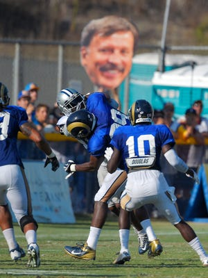 The Rams and Cowboys brawl during a joint workout - par for the course for St. Louis.