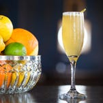 Ten years ago, Charlie Fitzsimmons created the Champagne and Pears cocktail to celebrate our first issue.