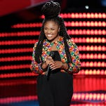 Nashville singer Ayanna Jahnee is competing on the 10th season of NBC's 'The Voice'