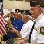 Photos: MICMS Salute to Veterans, 2018