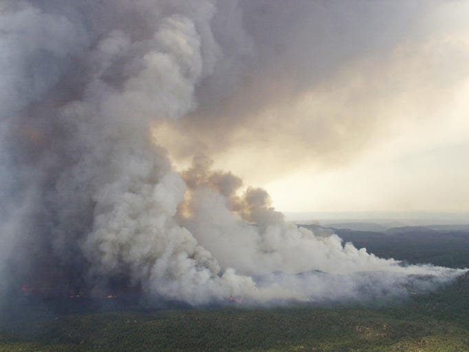 Since 2002, wildfires have burned millions of acres