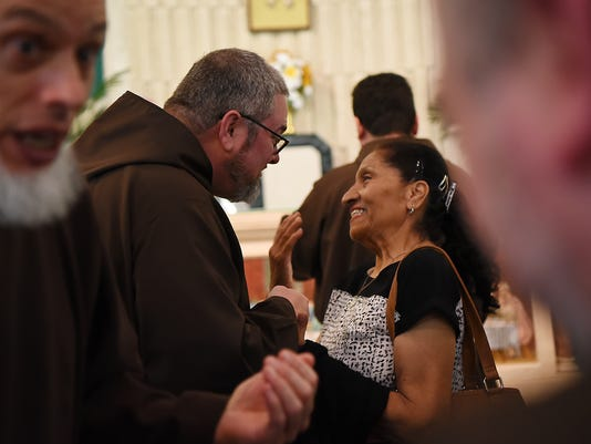 After nearly a century, the Capuchin friars are leaving Our Lady of Mount Carmel Church in Passaic