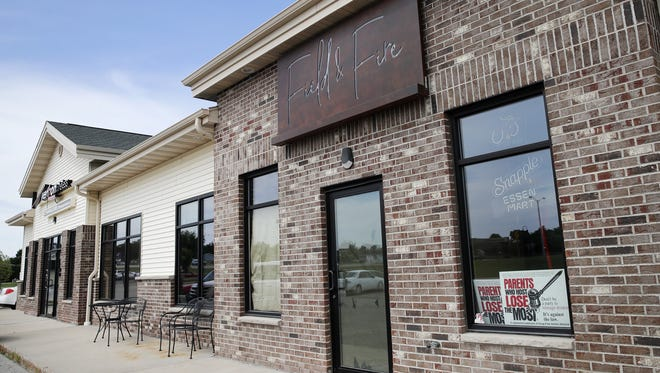 Field & Fire opens next month in Greenville.