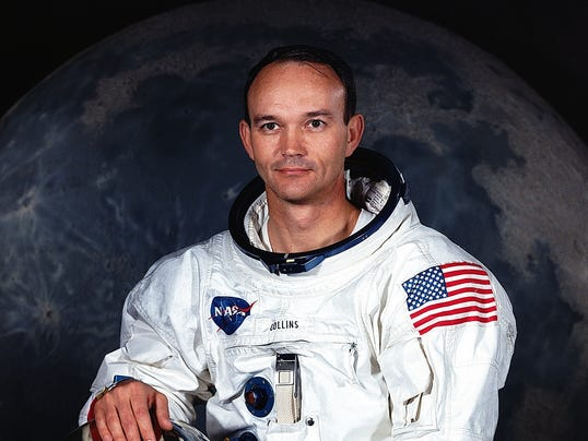 michael collins astronaut mailing address - photo #2