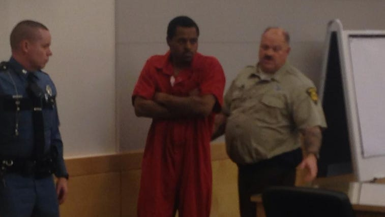 Keith Coleman appeared in court Monday.