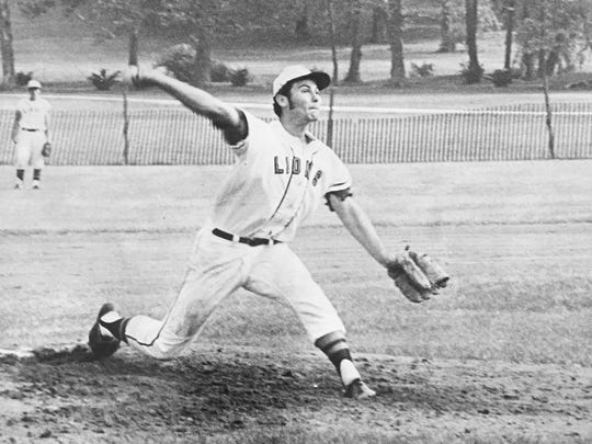 Middletown's Jim Vost was taken by the Red Sox in the third round in 1971.