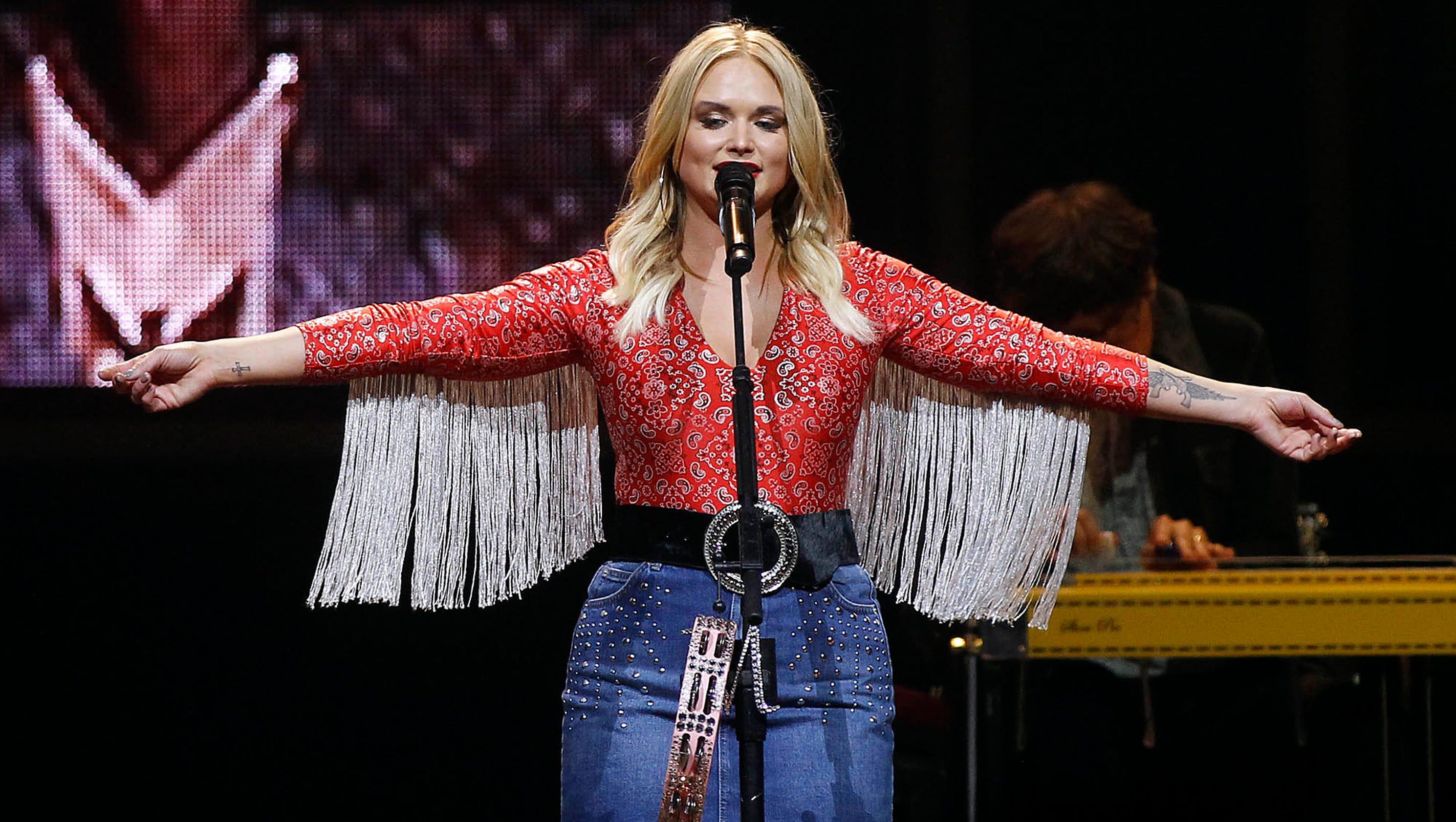 Miranda Lambert Platinum Tour Setlist