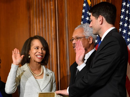 USP NEWS: CONGRESSIONAL CEREMONIAL SWEARING IN A USA DC