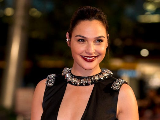 Gal Gadot is once again slipping on her Amazon bracelets