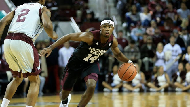 Mississippi State's Malik Newman earned SEC Freshman of the Week on Monday.