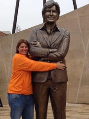 Abby Conklin, 1993 Indiana Miss Basketball, played for Pat Summit and won two national championships.