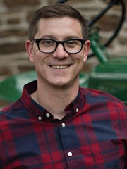 Torren Ecker announced his campaign for the 193rd District
