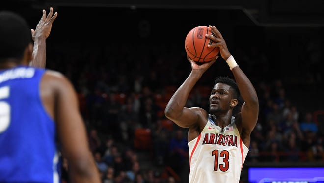 Where will Deandre Ayton get picked in the 2018 NBA draft? NBA mock drafts make their projections.