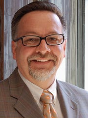 Jeffrey Morin, named the new president of the Milwaukee Institute of Art & Design./Photo from MIAD
