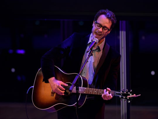 Amos Lee will perform April 3 at Old National Centre.