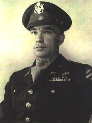 First Lt. Garlin M. Conner.