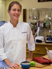 Chef Kristina San Filippo of The Purple Spoon in Bonita Springs.
