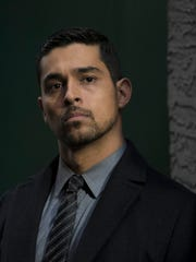 Wilmer Valderrama takes on the role of police supervisor Will Blake in the Fox drama, 'Minority Report.'