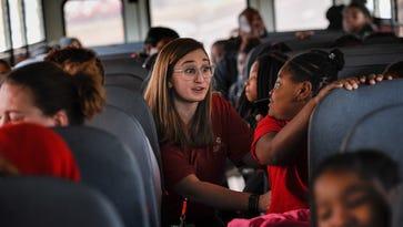 Nashville teacher raises $1,000 to take kids to see 'Hidden Figures'