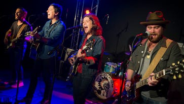 StudioA: The Wild Feathers perform a three-song set