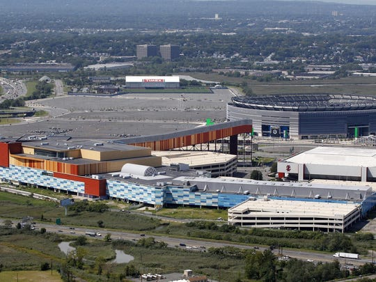 MetLife Stadium and the Izod Center are adjacent to American Dream, formerly called Xanadu, the unfinished shopping and entertainment complex in East Rutherford.