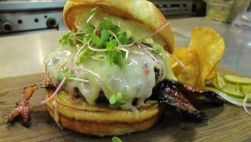 Behold the winning downtown burger