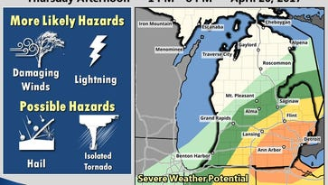 Portions of Ingham County under severe thunderstorm warning