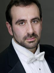 "Baritone Anton Belov will be a guest soloist in Salem Chamber Orchestra's upcoming performances of Brahms' ""Ein Deutsches Requiem"" on Feb. 21-22 at Willamette University."
