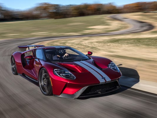 ford gt destroys lightning lap record