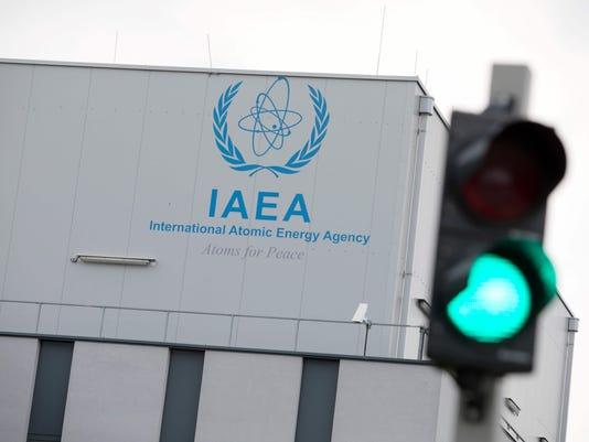 AUSTRIA-NUCLEAR-UN-IAEA