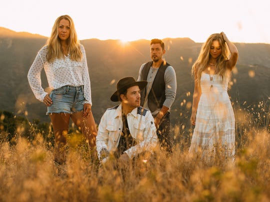 Gone West featuring Colbie Caillat.