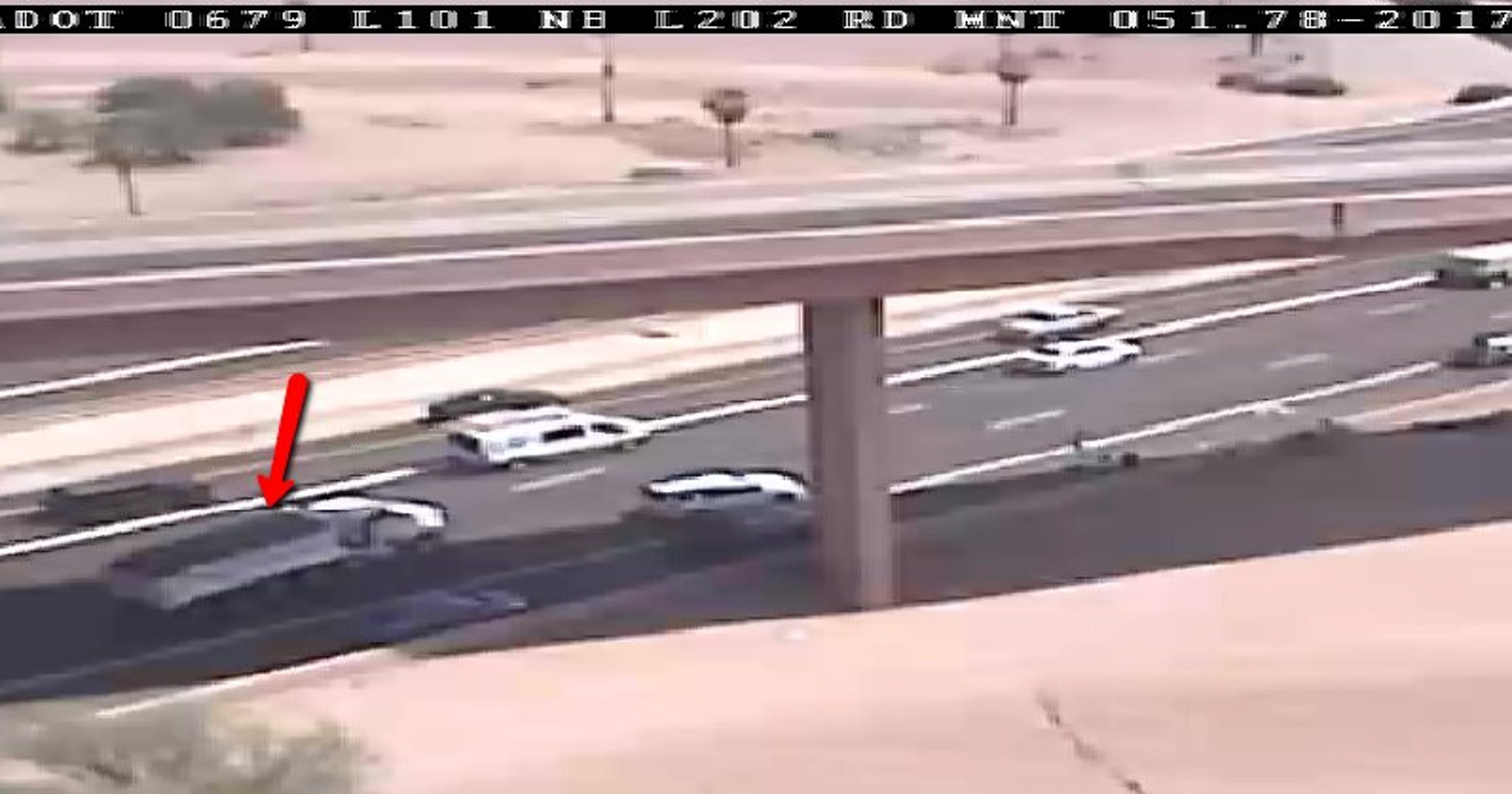 Eastbound Loop 202 in Tempe reopens following fatal rollover crash