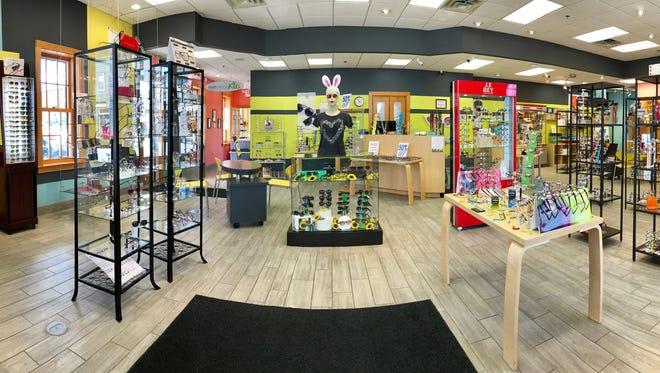 Eye Candy store