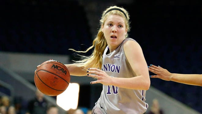 Freshman guard Casey Rarrick was named the Western Athletic Conference Player of the Week two weeks ago after leading GCU to wins at Kansas City and Chicago State.