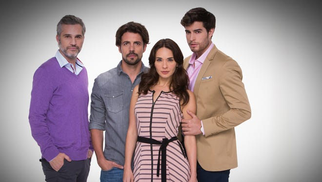 "Juan Pablo Medina, Juan Martín Jaurégui, Adriana  Louvier y Danilo Carrera, conjugan talento en ""Sin Rastro de ti""."