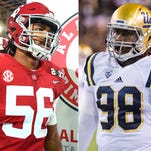 Mock draft links: Will Colts address pass rush in Round 1?