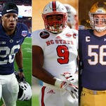2018 NFL Draft: Do the Colts go with Barkley, Chubb or Nelson?