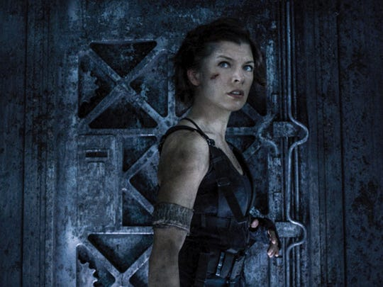 Milla Jovovich played Alice in 'Resident Evil: The Final Chapter.'