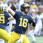 Michigan QB job is Wilton Speight's to lose, but watch out for Peters