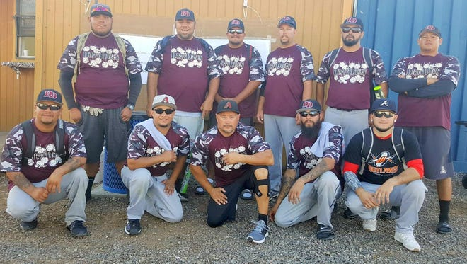 The Dirty Dozen softball team placed third at the Chicano Fest Softball Tourney that was held at Scott Park over the Labor Day Weekend.