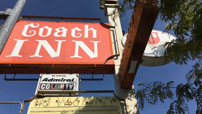 The Coach Inn was recently purchased by HabeRae Properties. They plan to convert it to 18 small apartments.