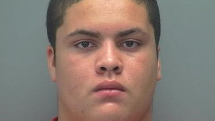Tyrese Landrum, 15, was arrested and charged with murder in his mother's homicide, deputies said.