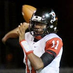 Parkway's Keondre Wudtee (11) committed to Louisiana Tech on Thursday.
