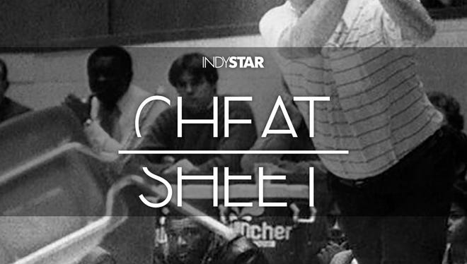 This chair, the one Bob Knight threw, went down in history. But where is it now?