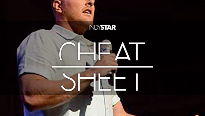 Pat McAfee brought the laughs at his first comedy special.