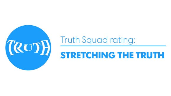 Truth Squad: Stretching the Truth