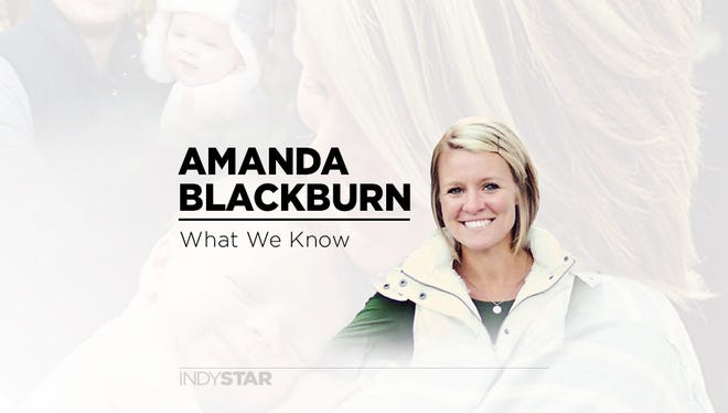 "Amanda Blackburn ""What We Know""."