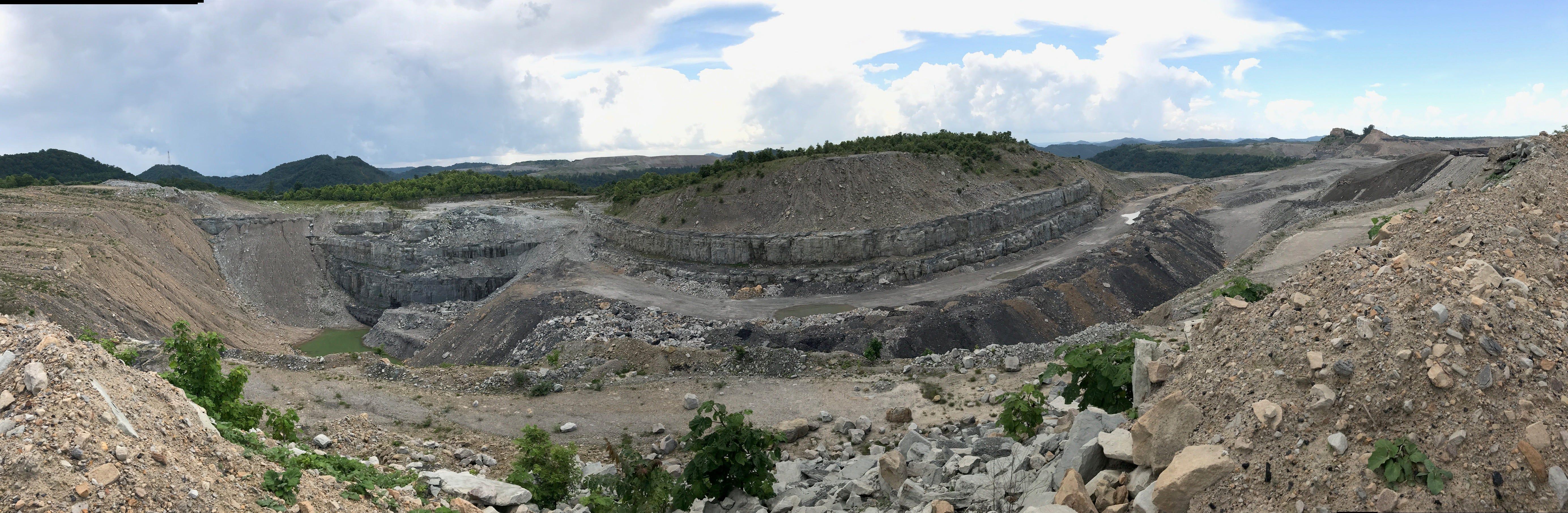 Strip mining permits in kentucky