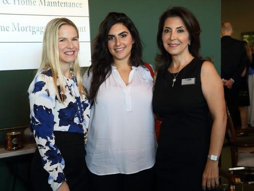Sonja Cullaro; Suzaun Shahamat; Fariba Shahamat. Special